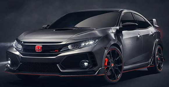 2018 Honda Civic Type R Design