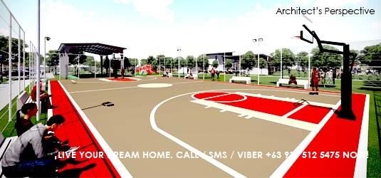 Village Amenities - [Basketball Court]