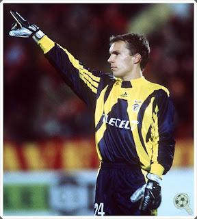 Robert Enke Benfica