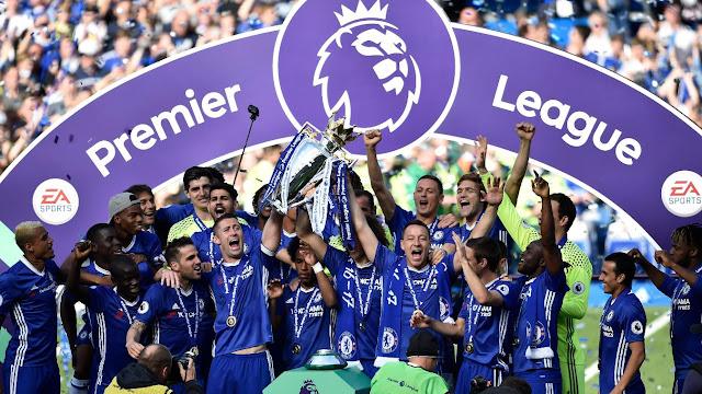 Balanço da Premier League 2016/17