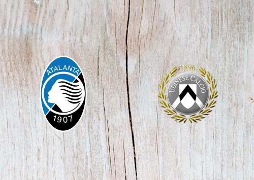 Atalanta vs Udinese - Highlights 29 April 2019