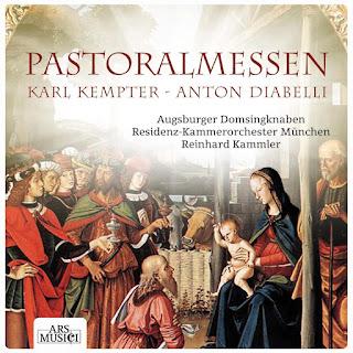 Kempter, K.: Pastoral Mass, Op. 24 / Diabelli, A.: Pastoral Mass, Op. 147