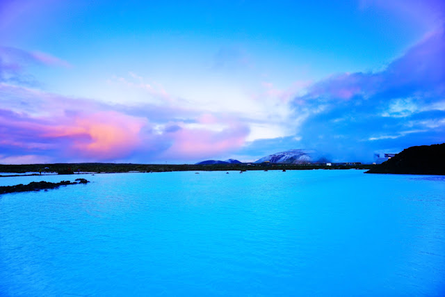 Iceland's Blue Lagoon Spa - A must do for your Nordic vacation