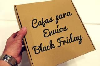 cajas automontables para black friday
