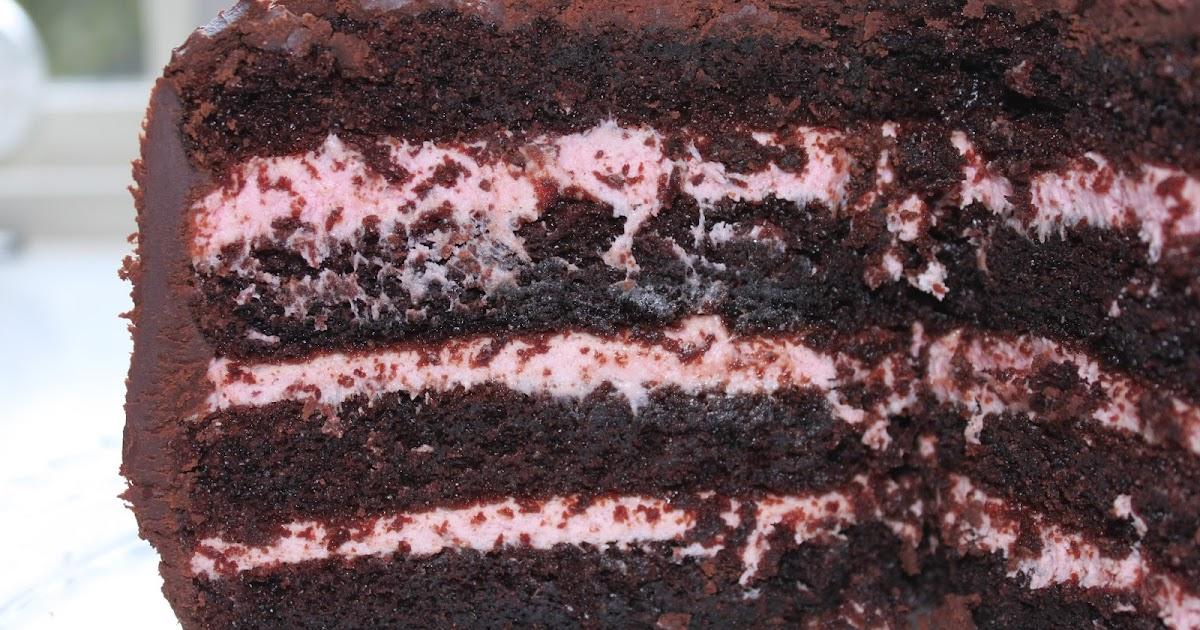 chokladtårta jennys matblogg
