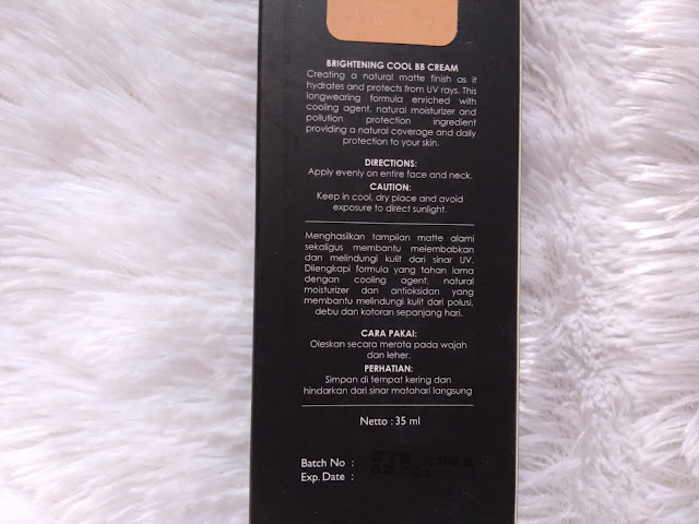 www.annisaputri.com | Review - Purbasari BB Cream Brigtening Cool 6