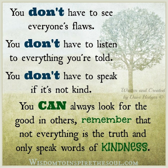 Image result for look for the good