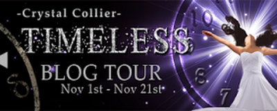 Tour! A Review of Moonless by Crystal Collier & Guest Post by the Author!