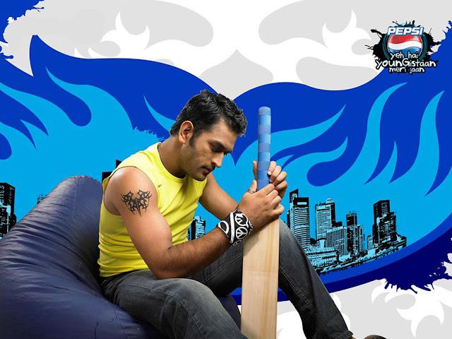 Free Download Mahendra Singh Dhoni HD Wallpaper