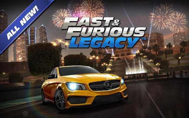 Fast & Furious: Legacy Apk+Data Screenshot