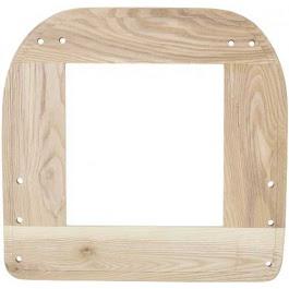 Khung ghế gỗ
