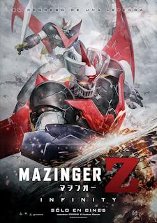 descargar Mazinger Z Infinity en Español Latino