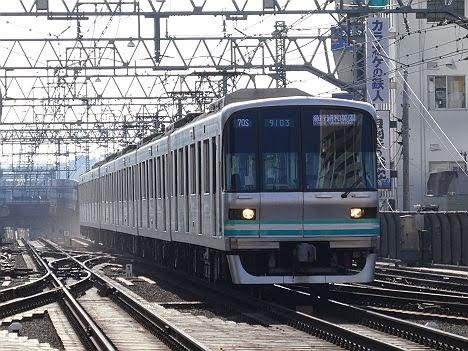 東急目黒線 東京メトロ南北線直通 急行 浦和美園行き5 東京メトロ9000系FCLED