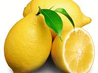 Lemon-Citrus limon-Jeruk lemon