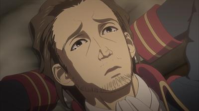 Kouya no Kotobuki Hikoutai Episode 12