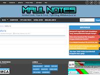 Tips Mengatasi Sitemap/Daftar Isi Blog Yang Tidak Tampil