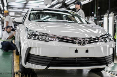 Toyota em Indaiatuba