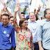 Caminhada de Lobão surpreende de forma positiva os eleitores