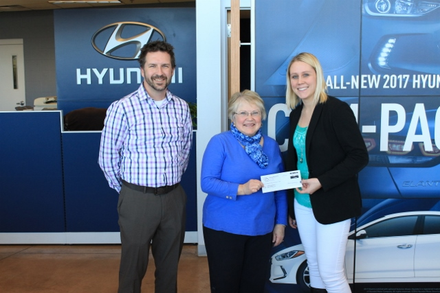 Van Horn Fond Du Lac >> Van Horn Employees Raise Funds To Donate To Local Food