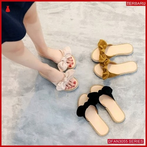 DFAN3055S95 Sepatu Sd03 Teplek Pita Wanita Flip Flop BMGShop