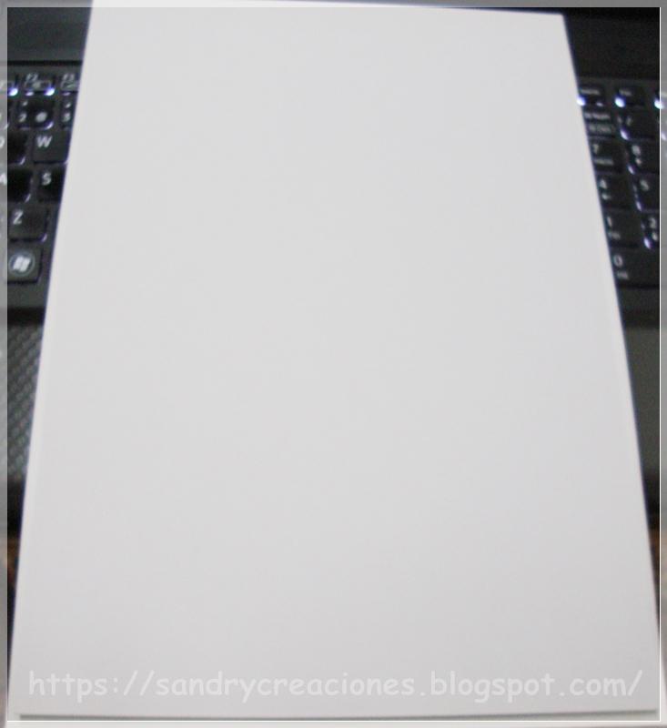 Cartulina Blanca