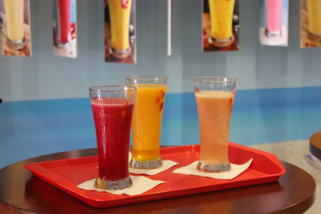 New Drinks Menu Launched At Cafe Coffee Day