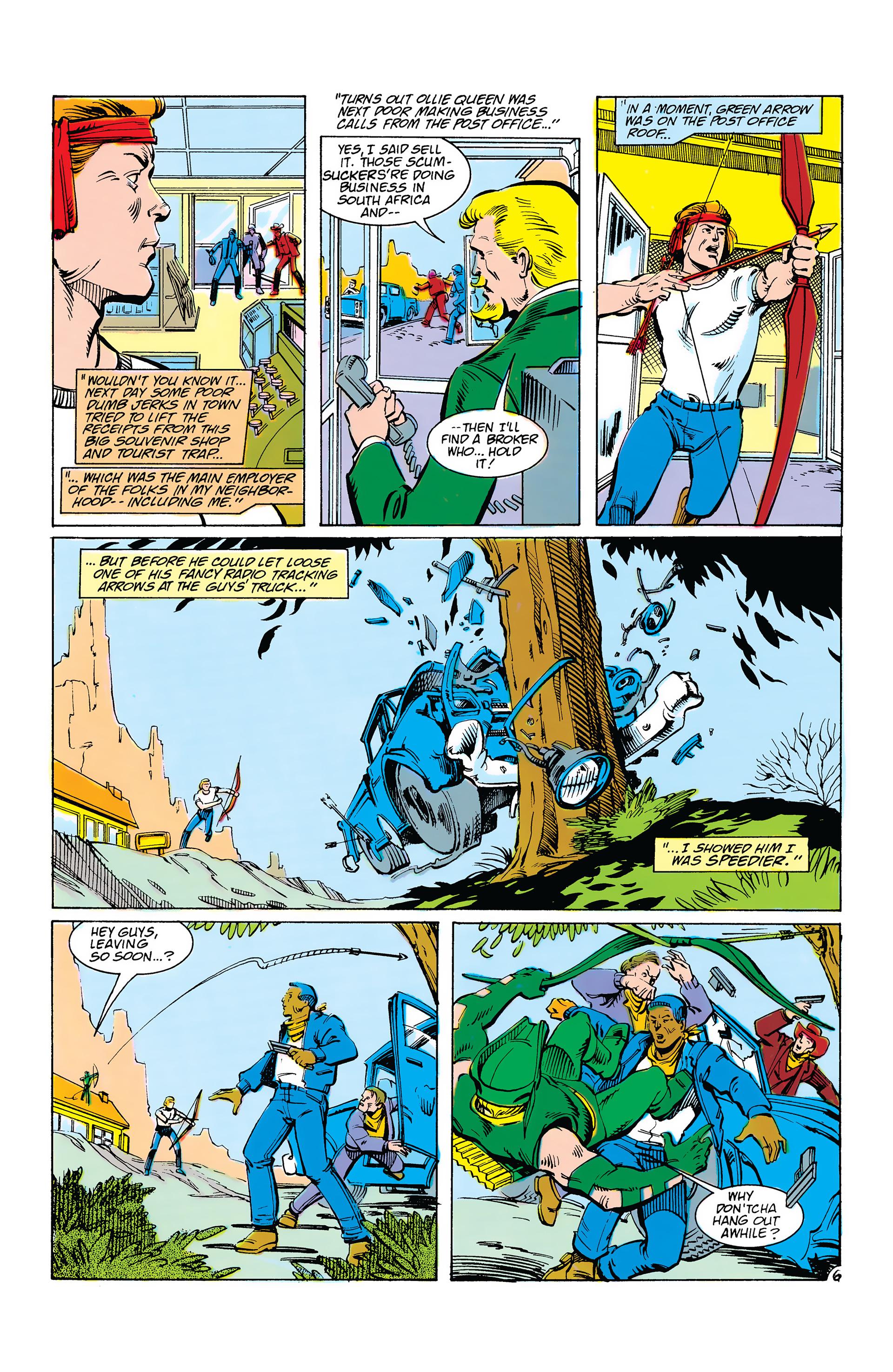 Read online Secret Origins (1986) comic -  Issue #38 - 29