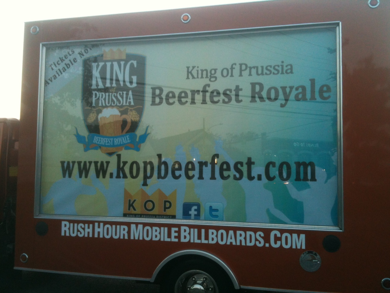 Food Truck King Of Prussia