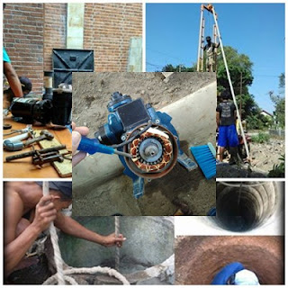 Service pompa air Jogjakarta