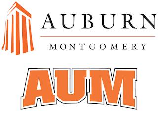 AUM Auburn Montgomery logos