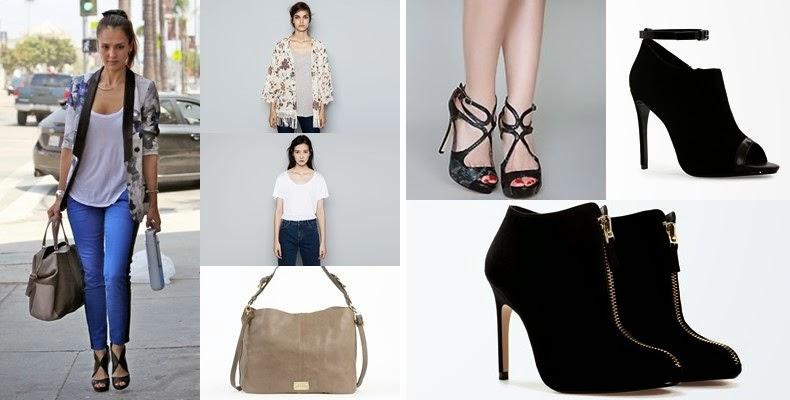 3 maneras de combinar tu jean azul klein. ¡Toma nota! - Blog de Belleza Cosmetica que Si Funciona