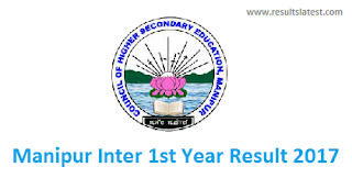 Manipur Inter 1st Year Result 2017