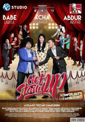 Download Film Indonesia Get Up Stand Up (2016) TVRIP