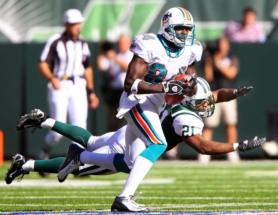 5b23047e7 Former NFL Pro-Bowler   Miami Dolphins Great Chris Chambers Talks About His  Dolphins Days