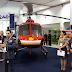 Helicóptero Arcanjo 03 é entregue para Santa Catarina na SENABOM