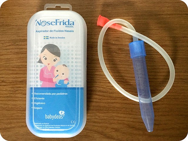 Babydeas: NoseFrida