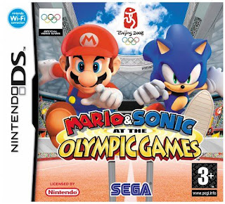 Mario & Sonic at the Olympic Games, nds, Español