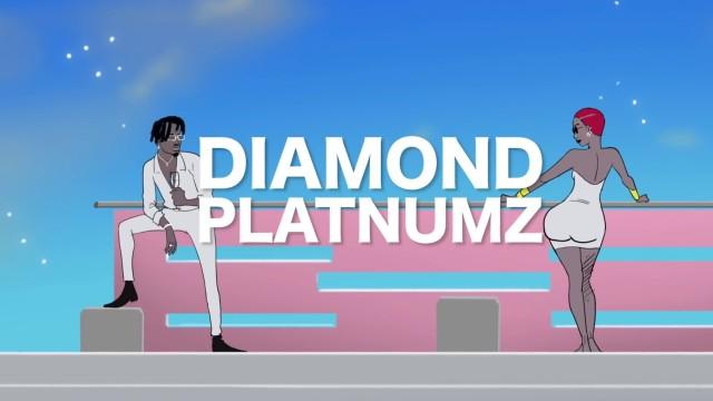 Download new Video by Diamond Platnumz - Jeje (Animation)
