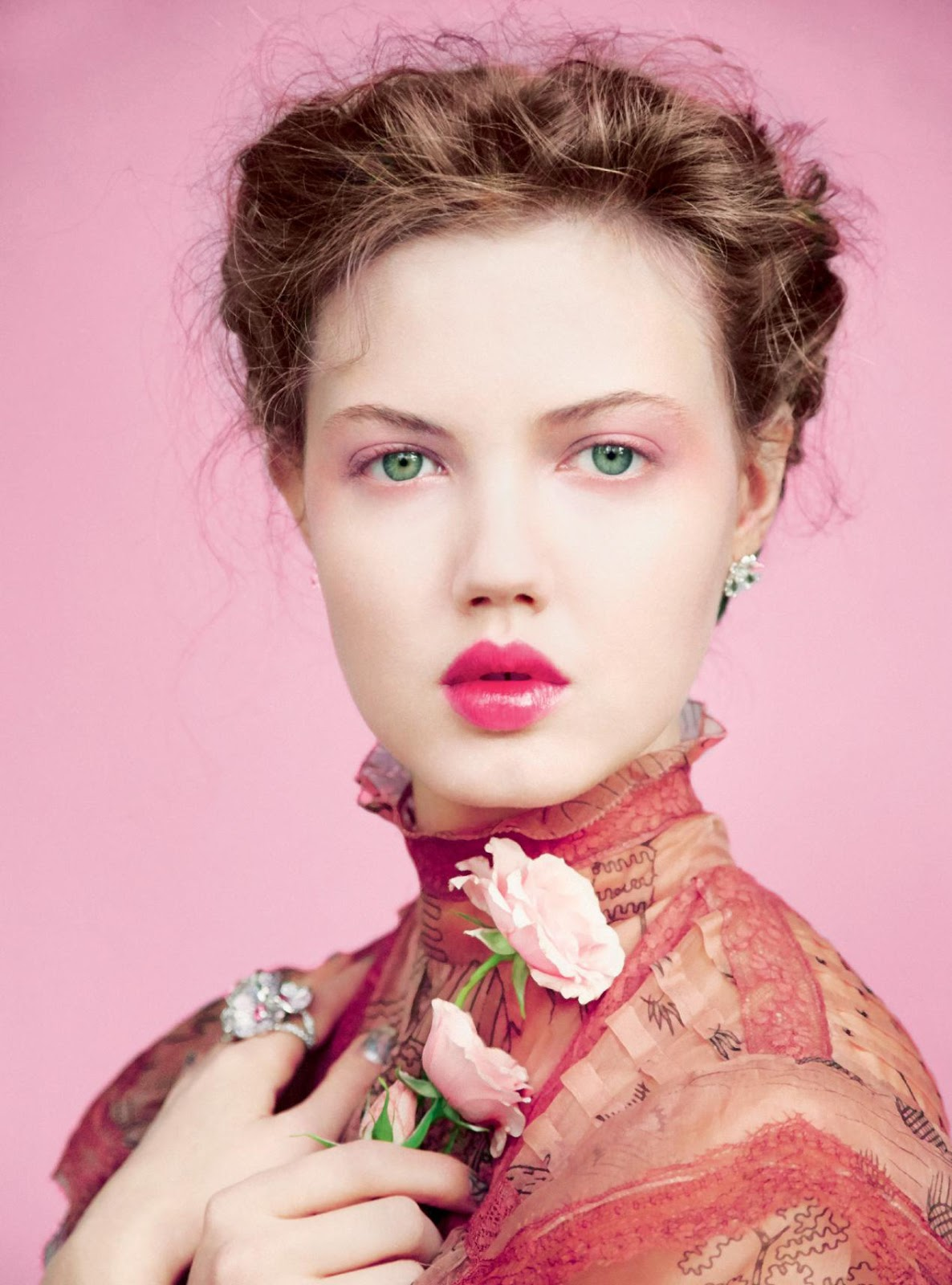 Lindsey Wixson Nude Photos 4
