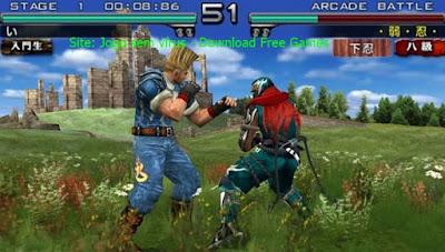img do game Tekken Emulador de ps3 RPCS3 Site Jogo Sem Vírus