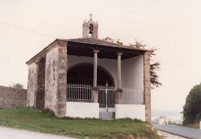 Capilla de San Roque de Castropol