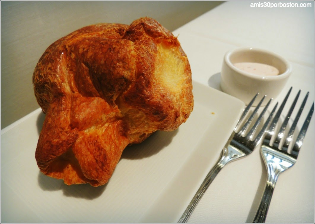 Popovers en The Rotunda
