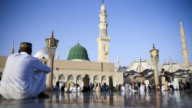 Besok, Masjid Nabawi Kembali Dibuka untuk Umum