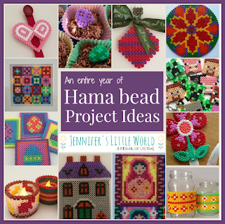 Hama bead project ideas for all different seasons and holidays