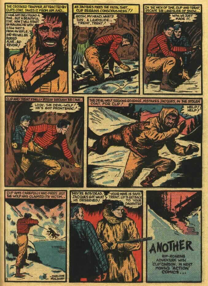 Read online Action Comics (1938) comic -  Issue #26 - 52