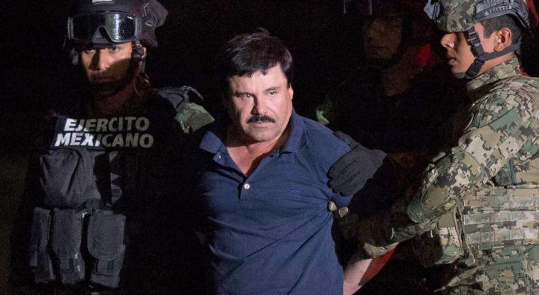 El Chapo: Un capo hundido en depresión y alucinaciones