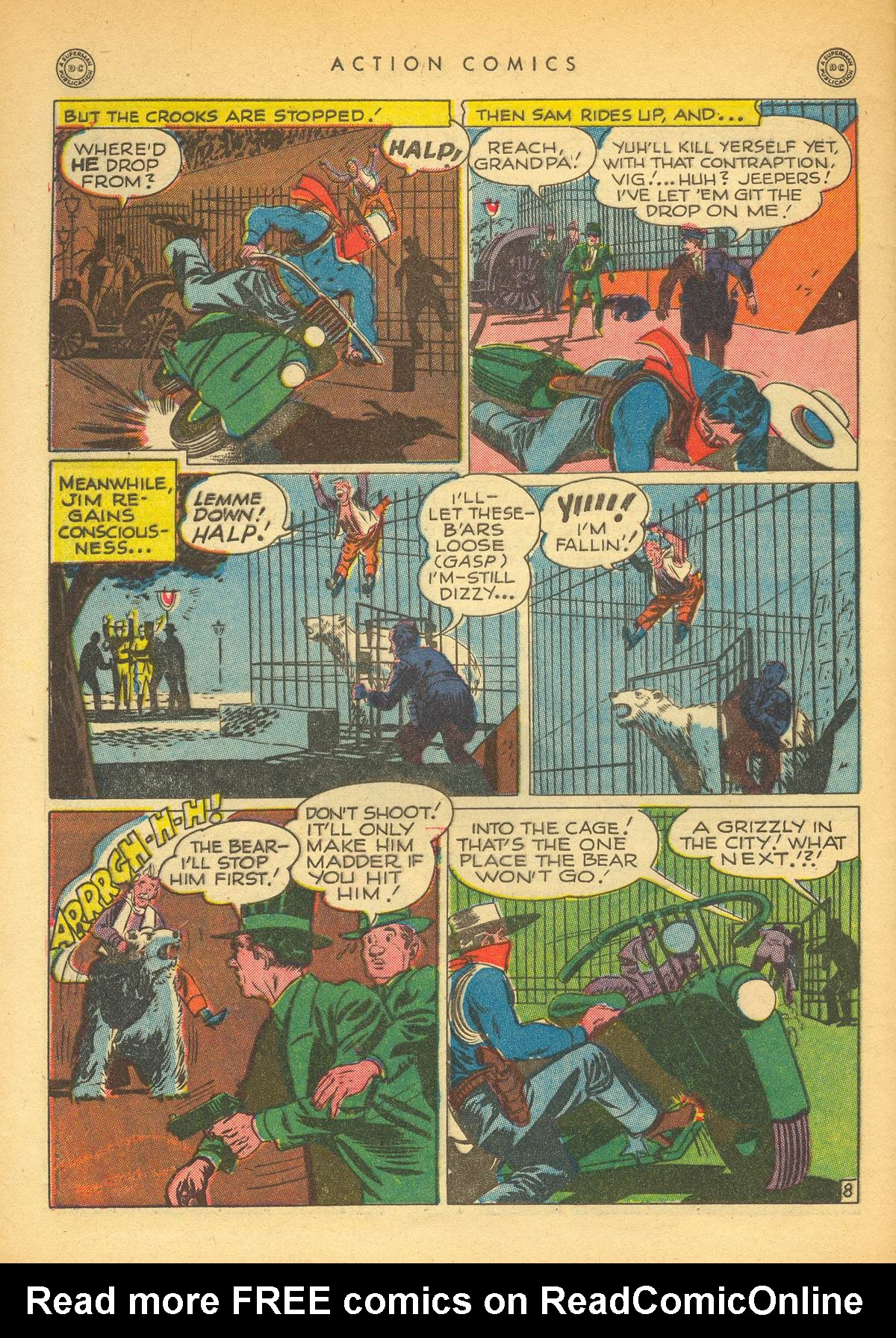 Read online Action Comics (1938) comic -  Issue #109 - 46