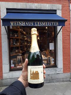 Weinhaus Lesmeister winery in Aachen
