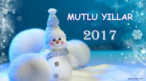 New Year 2017 Turkish Greetings