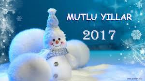 New Year 2017 Turkish Greetings